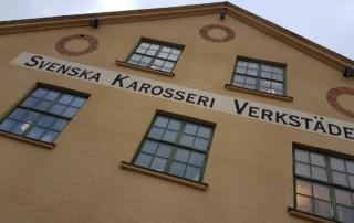 bild på hus där vi har kassautbildning