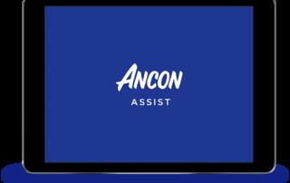 ancon assist logga