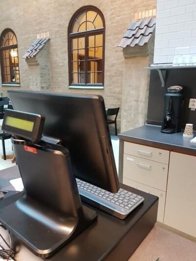Rådhuset på kungsholmen återupptar caféverksamhet