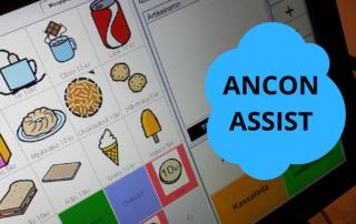 ancon assist kassa med bilder